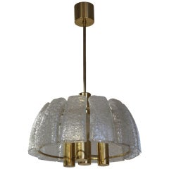 Mid-Century Swedish Light Fixture