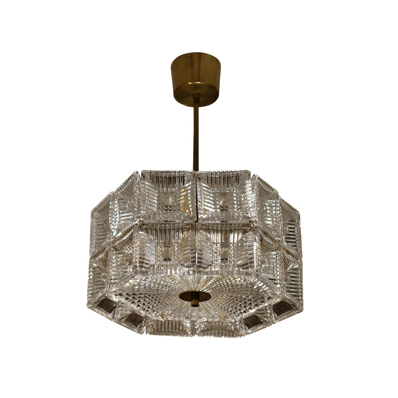 orrefors light fixture at 1stdibs. Black Bedroom Furniture Sets. Home Design Ideas