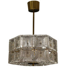 Orrefors Light Fixture