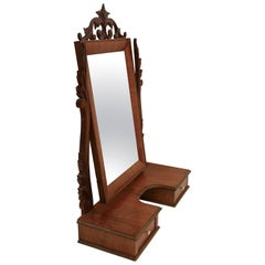 Renaissance Revival Vanity Mirror