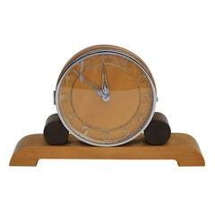 Bauhaus Mantel Clock