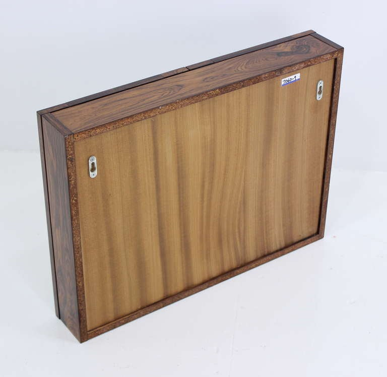 cabinet members modern rosewood pipe cabinet designed by arne 12972