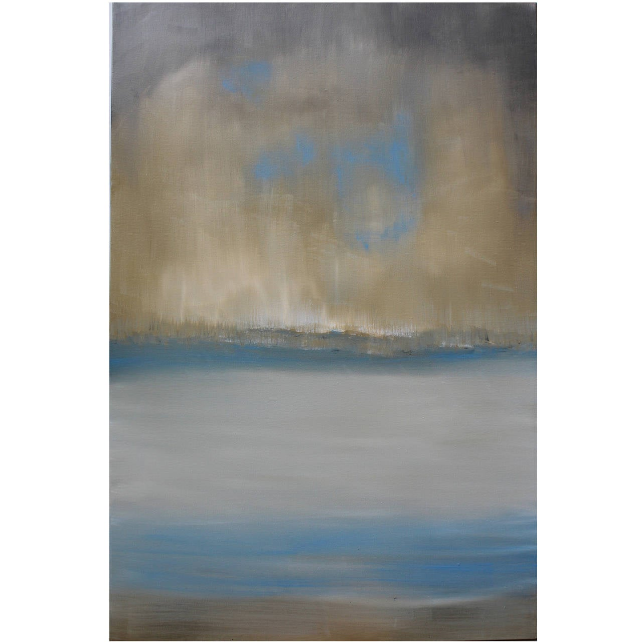 """Untitled Seascape I,"" Painting by Michele D'Ermo"