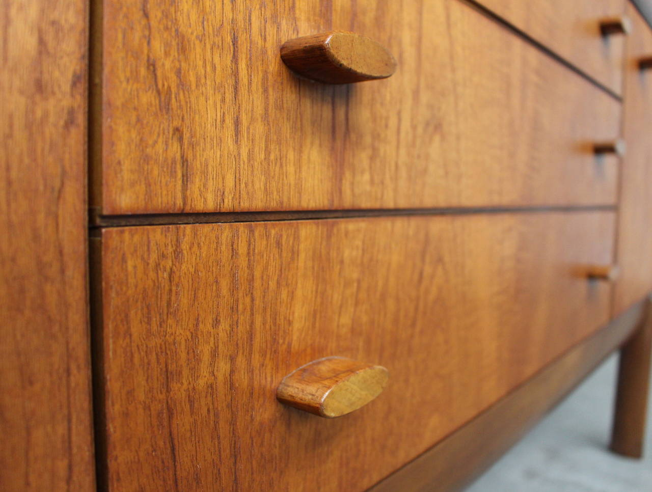 Teak Wood Pieces ~ Large sideboard by white newton portsmouth in afromosia
