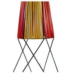 Nice Swedish Floor Lamp from the 1950s