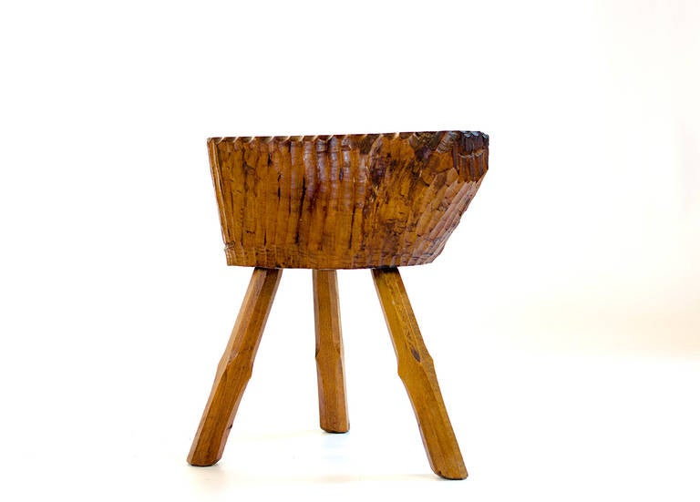 Small decorative occasional side table woodcarving for for Petite table decorative