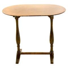Swedish Side Table By Carl Malmsten, Nordiska Kompaniet.