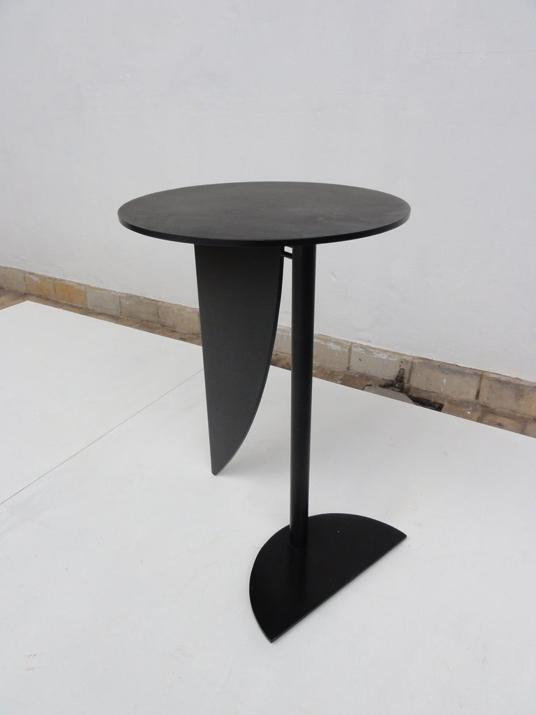 Important pi gueridon by martin szekely galerie neotu for Table 00 martin szekely