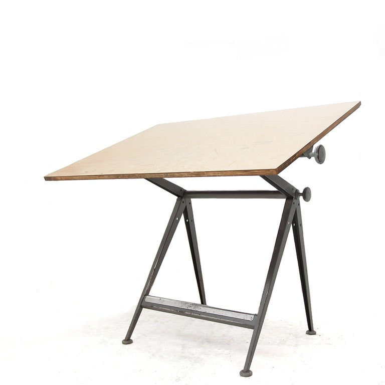 reply drafting table by friso kramer and wim rietveld