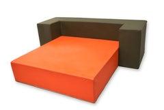 Serge Haelterman Functional Pop Art Modular Seating JZUZ Living Elements Belgian