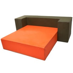 Serge Haelterman Functional Pop Art Modular Seating JZUZ Living Elements Belgian