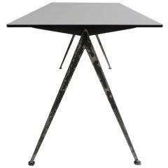 Wim Rietveld ''Pyramid Table'' De Cirkel 1959 The Netherlands