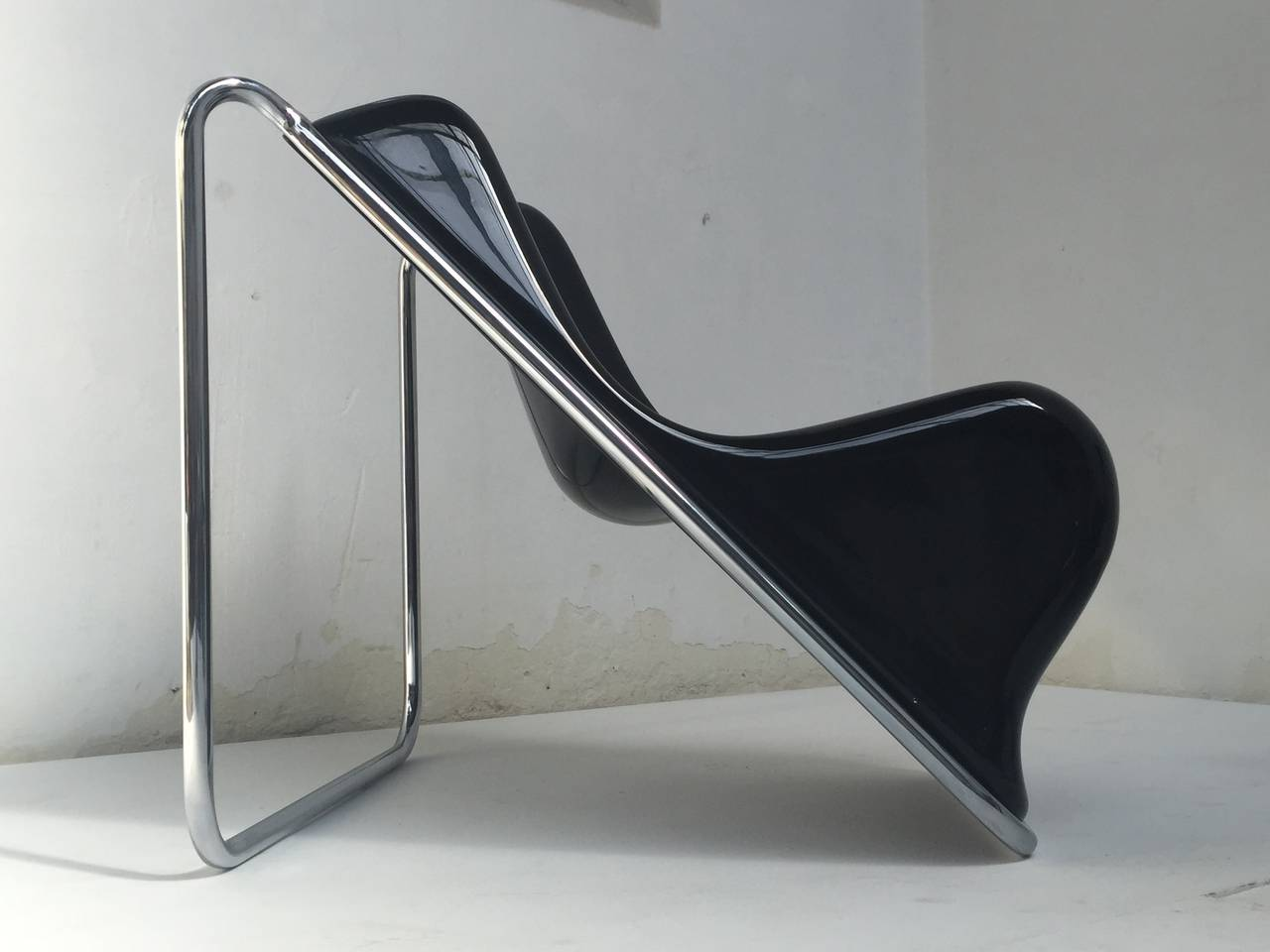 P110 Lounge Chairs by Rosselli, Partner of Gio Ponti, Exhibited at MoMA, NY 3