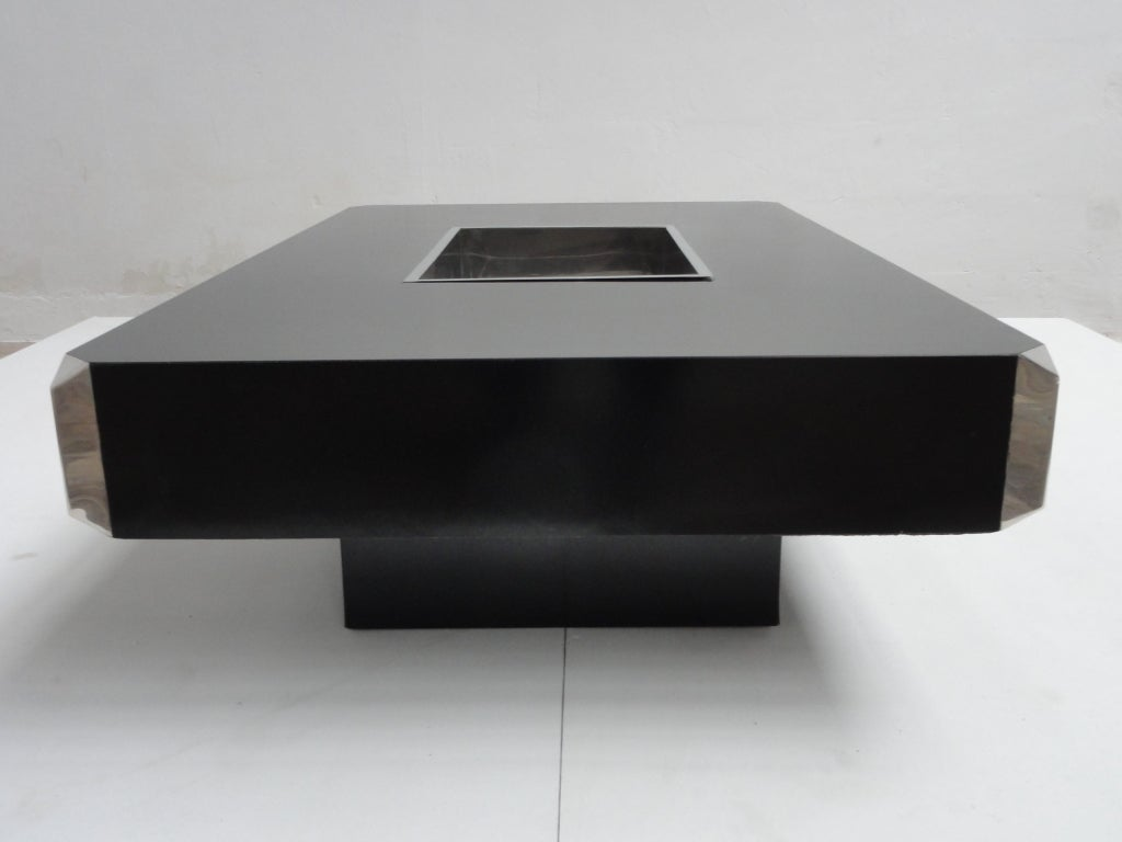 Italian Rizzo Alveo Coffee Table Published In Casa Vogue For