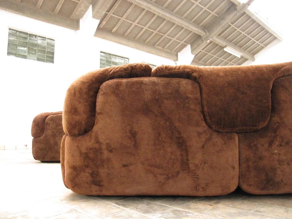 "Alberto Roselli ""Confidential Sofa"" Saporiti, Italy 9"