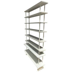 Rare Dutch 1930's 'De Stijl' Shelving Unit in the Style of Gerrit Rietveld