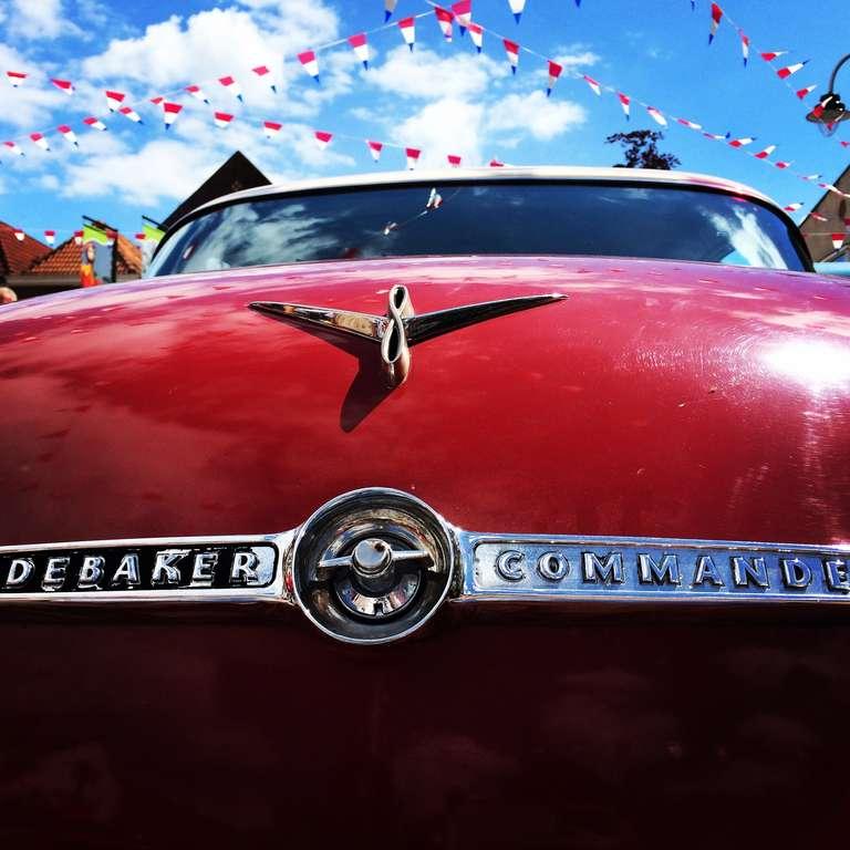Raymond Loewy & Bourke Classic Studebaker Commander Starlight Coupe, 1954, USA 4