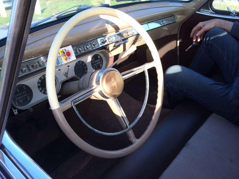 Raymond Loewy & Bourke Classic Studebaker Commander Starlight Coupe, 1954, USA 9