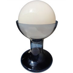 Carlo Nason tablelamp for Mazzega Italy 1960's