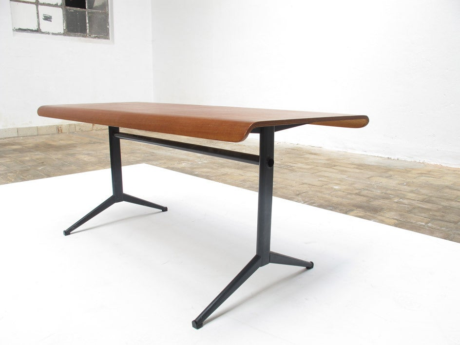 Friso Kramer Euroika Table For Auping The Netherlands 1963 At 1stdibs