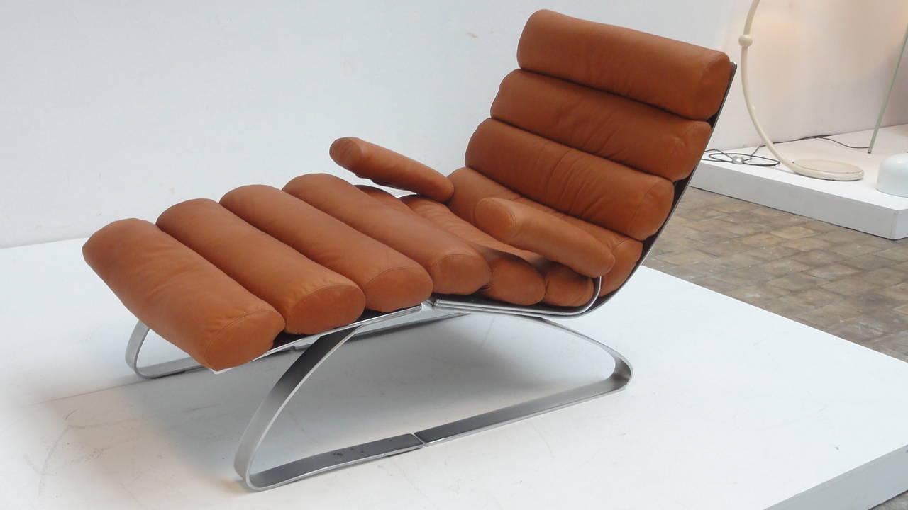 First Edition U0027Sinusu0027 Lounge Chair By Reinhold Adolf U0026 Hans Jürgen ...