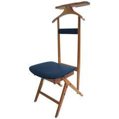 Valet Chair / Dressboy Fratelli Reguitti Italy 1960's