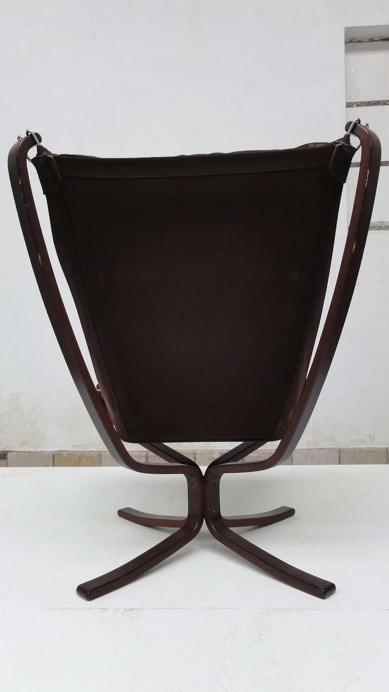 ... Chair by Sigurd Ressell for Vatne Mobler, Norway For Sale at 1stdibs