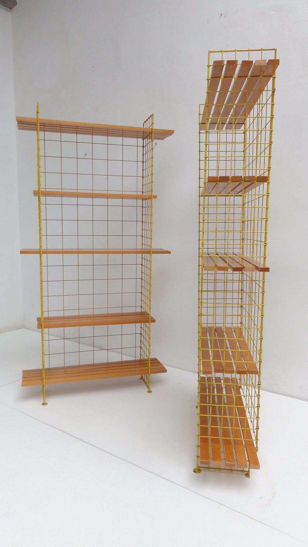 Modern Modular Shelving beautiful dutch mid-century modern modular shelving soldmetz