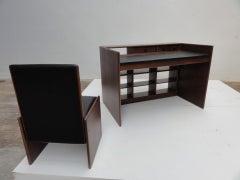 Fabio Lenci  flexible vanity unit / desk with matching chair image 10