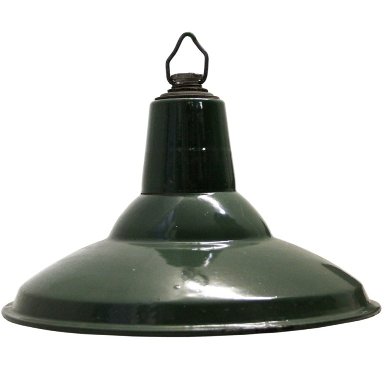 Huron vintage american industrial classic 1x at 1stdibs for American classic lighting