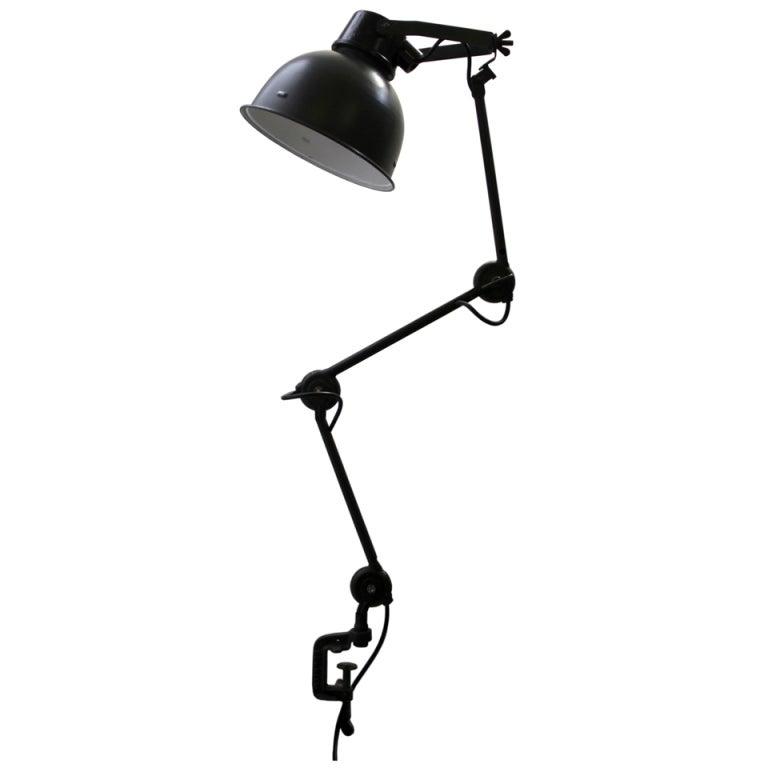 Tettau Work Light Military Field Lamp 30x At 1stdibs