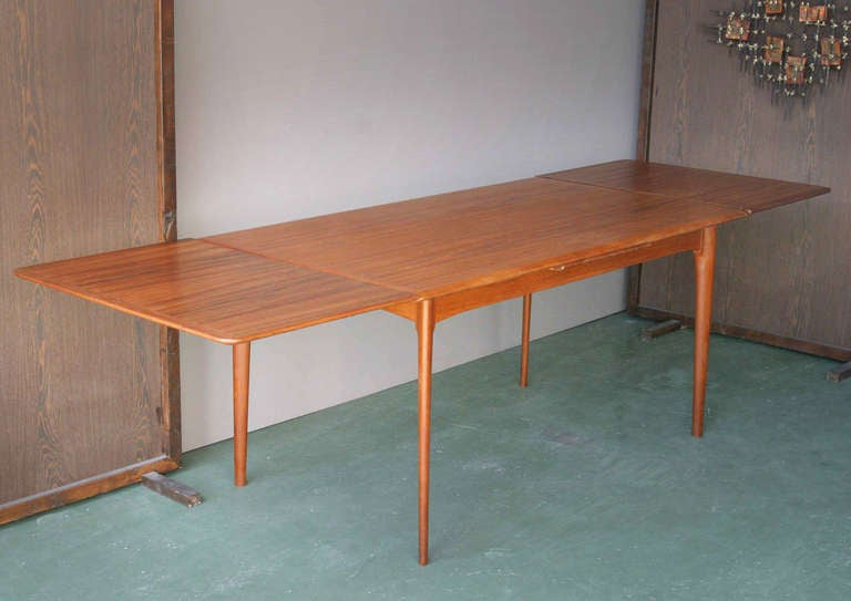this danish teak dining room table is no longer available