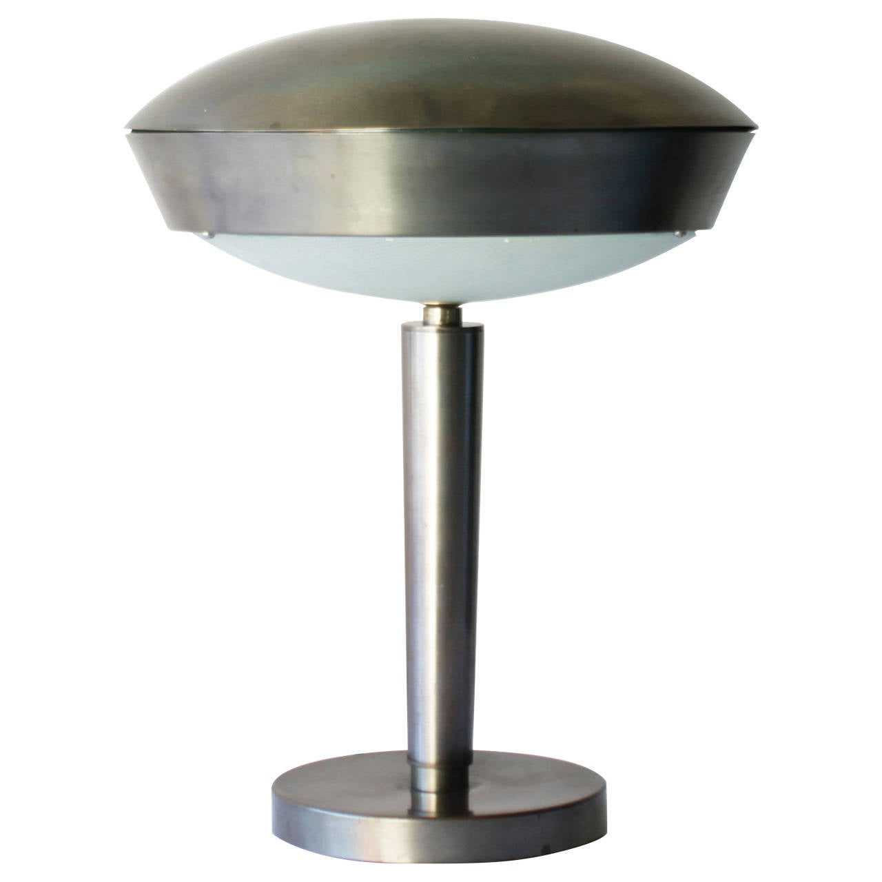 Large Table Lamp By Fontana Arte At 1stdibs