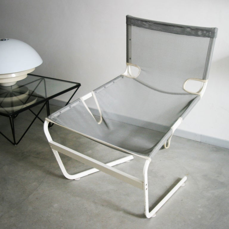French F444 by Pierre Paulin for Artifort Lounge Chair For Sale