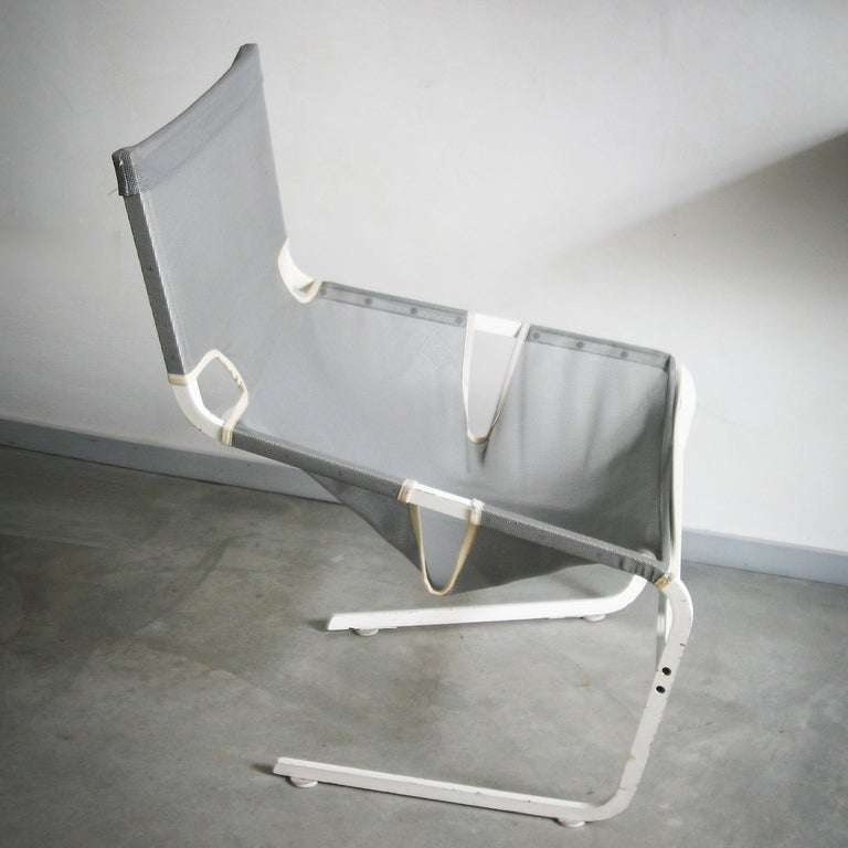 F444 by Pierre Paulin for Artifort Lounge Chair In Good Condition For Sale In JM Haarlem, NL