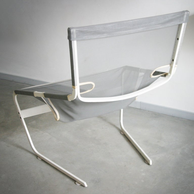 Mid-20th Century F444 by Pierre Paulin for Artifort Lounge Chair For Sale