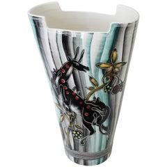 Large Italian Vase