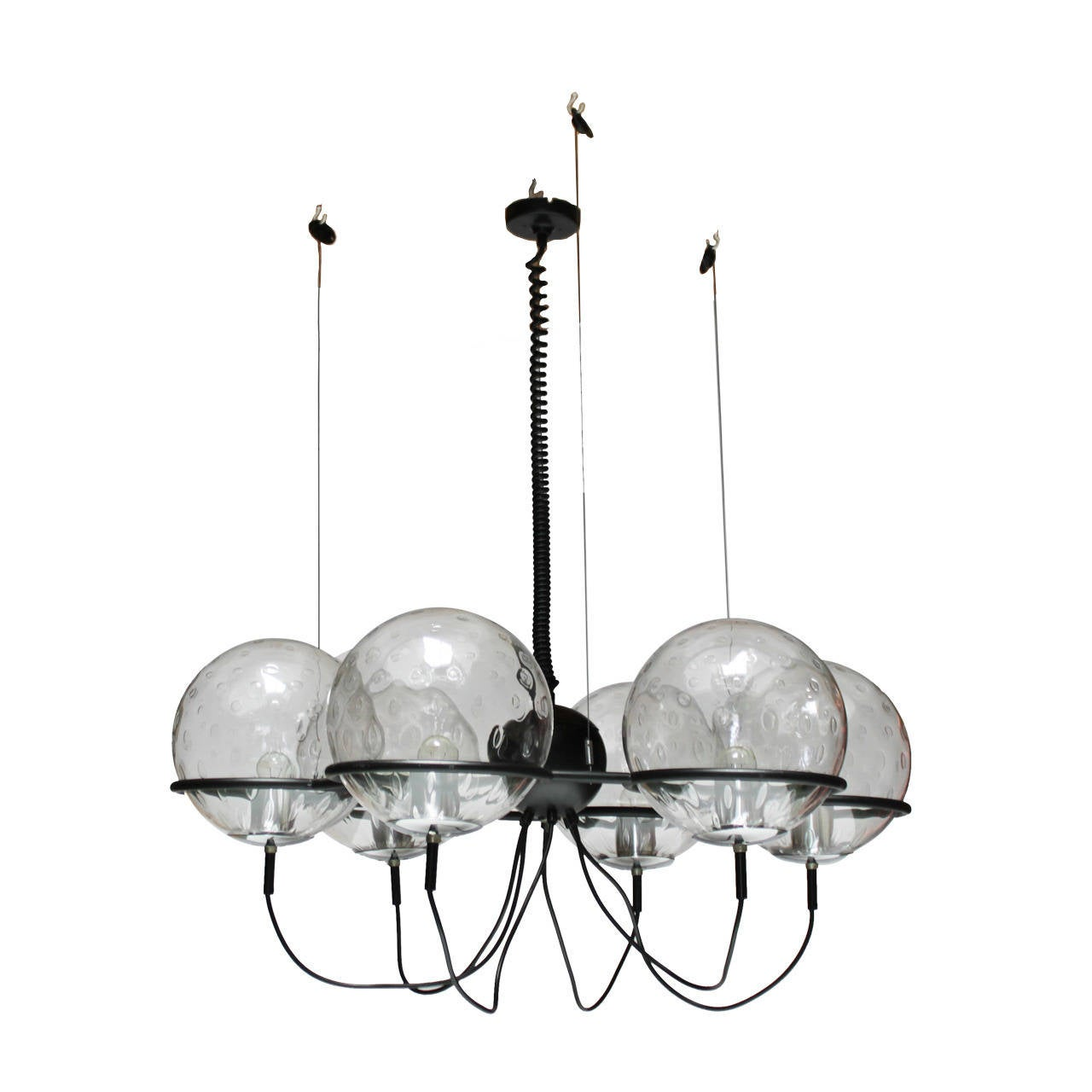 Saturnus Chandelier by RAAK