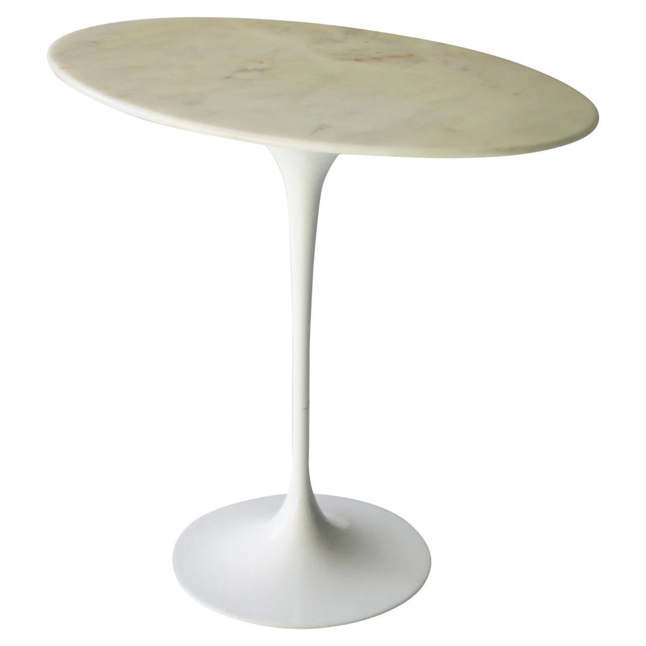 Saarinen Coffee Table Marble Marble Side Table by Saarinen