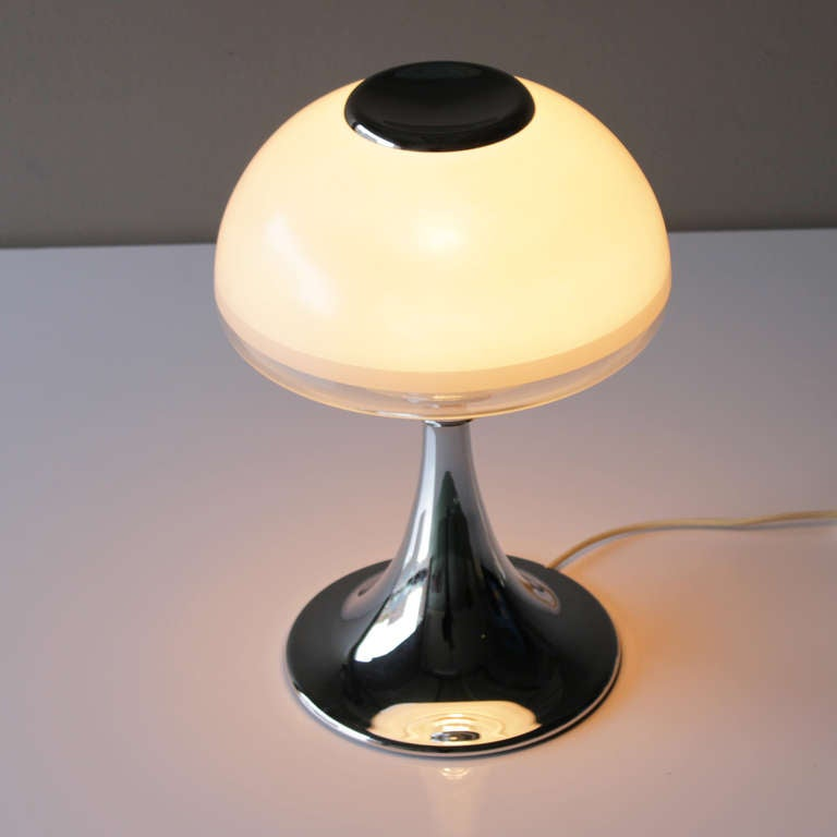 Table Lamp Europa By Verner Panton For Louis Poulsen At