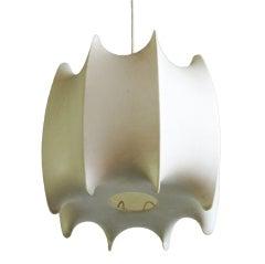 'Cocoon' lamp, style of Castiglioni