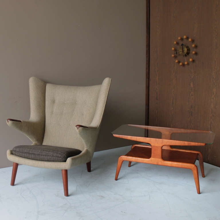 Coffee Table attributed to Gio Ponti for Domus Nova Italy 10