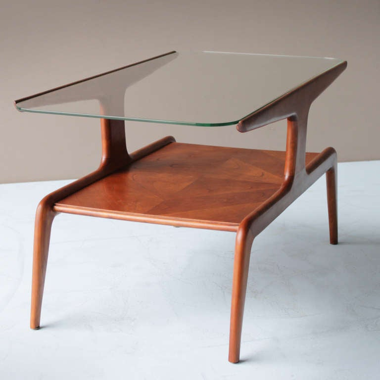 Coffee Table attributed to Gio Ponti for Domus Nova Italy 8
