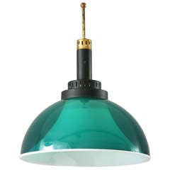 Italian Perspex Lamp By Stilux