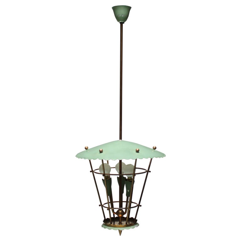 Italian Lantern For Sale