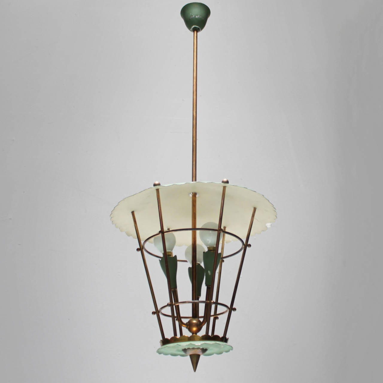 Italian Lantern In Good Condition For Sale In Amsterdam, NL