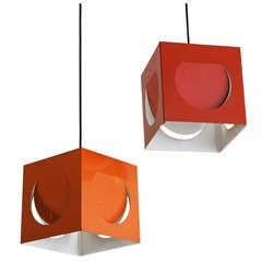 Pair of lamps by Shogo Suzuki for Stockmann-Orno