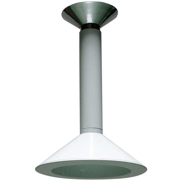 Adjustable Ceiling Lamp 'Telescopio' by Umberto Riva