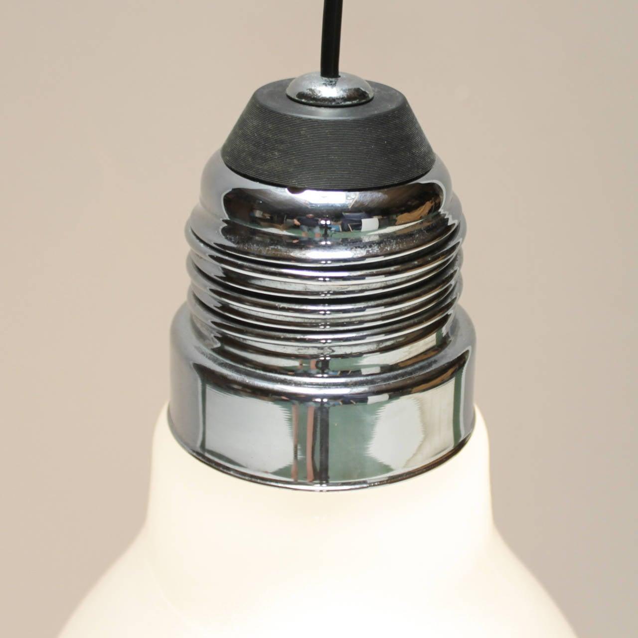 Thomas Alva Edison Lights by Ingo Maurer For Sale 1