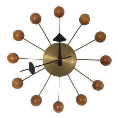 George Nelson Ball Clock 4755